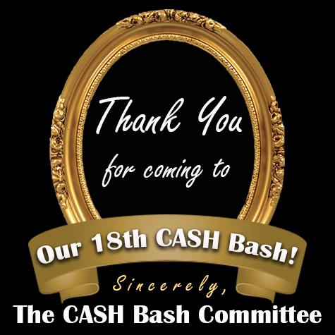 CASH BASH Thank You