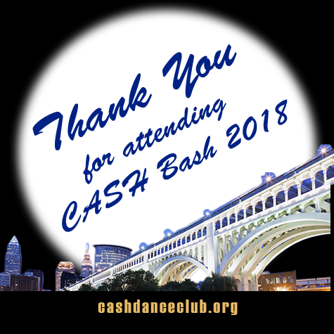 CASH BASH Thank You